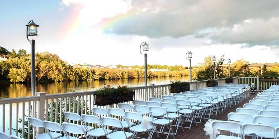 Salvatore's Event & Conference Center wedding North Shore