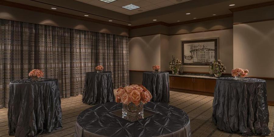 The Westin Houston Downtown wedding Houston