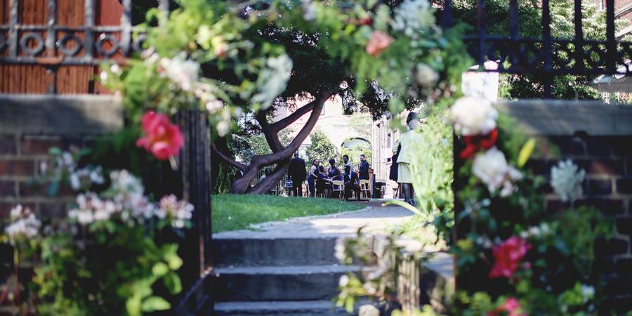 Brooklyn Society for Ethical Culture wedding Brooklyn