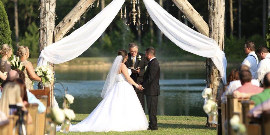 Burk Farm wedding Atlanta
