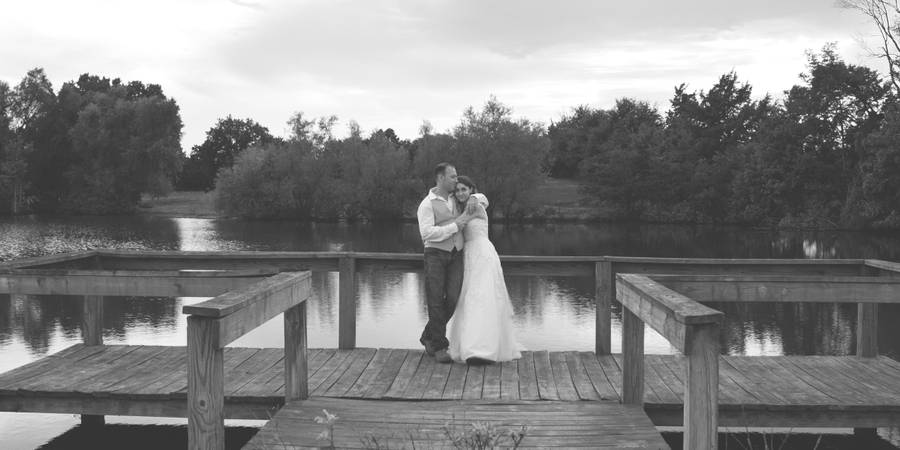 Sunshine Acres Ranch wedding Arkansas