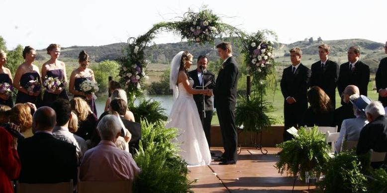 Morongo Golf Club at Tukwet Canyon wedding Inland Empire