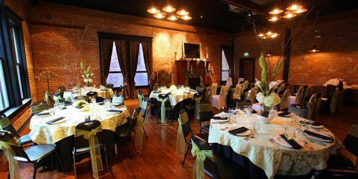 Capital City Event Center wedding Idaho
