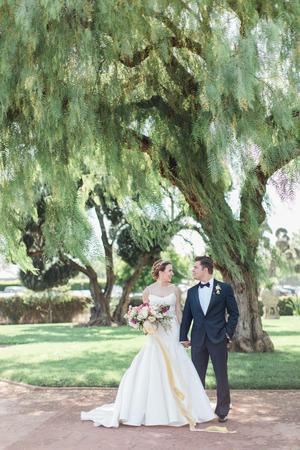 Santa Anita Park wedding Los Angeles