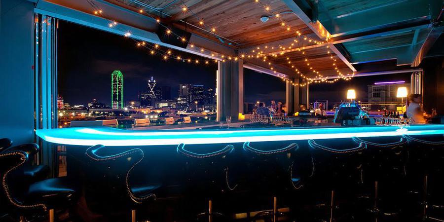 Canvas Hotel Dallas wedding Dallas