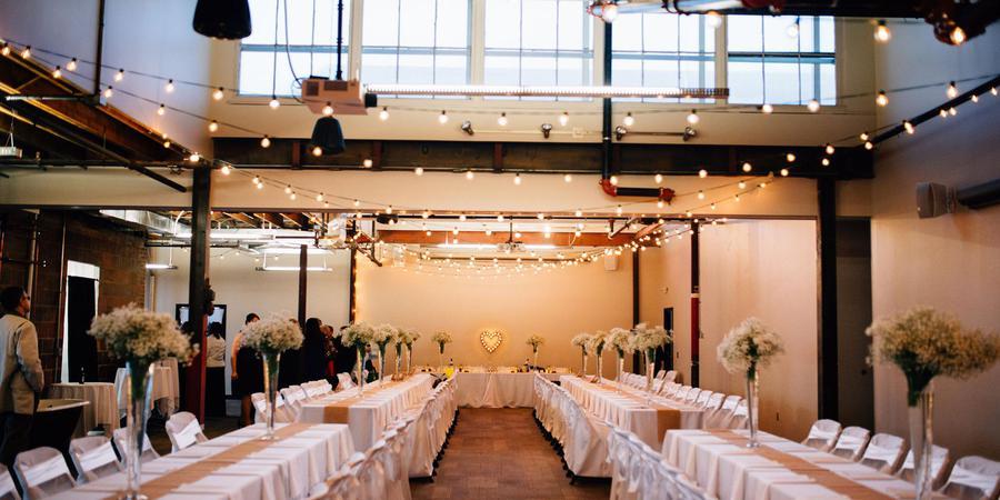 The Living Room wedding Nebraska