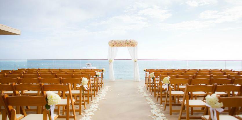 Surf and Sand Resort wedding Orange County