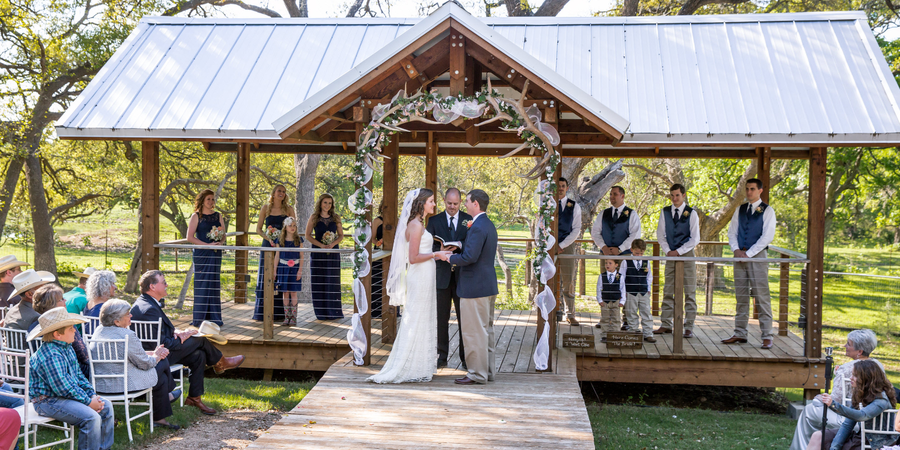 La Estancia Bella wedding Austin