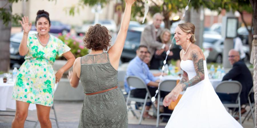 Grace Long Beach wedding Los Angeles