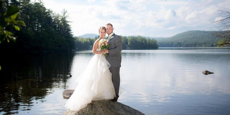 Bear Mountain Inn wedding Maine
