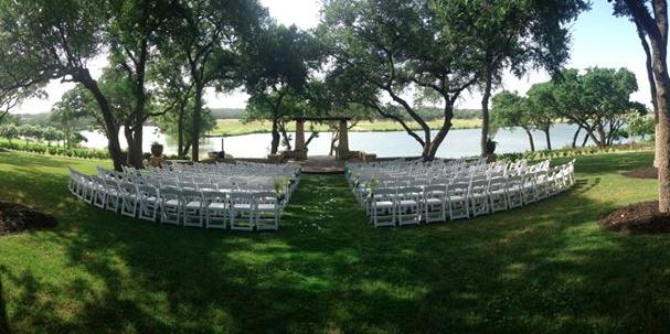 Avery Ranch Golf Club wedding Austin