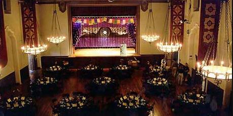 International House (NorCal) wedding East Bay