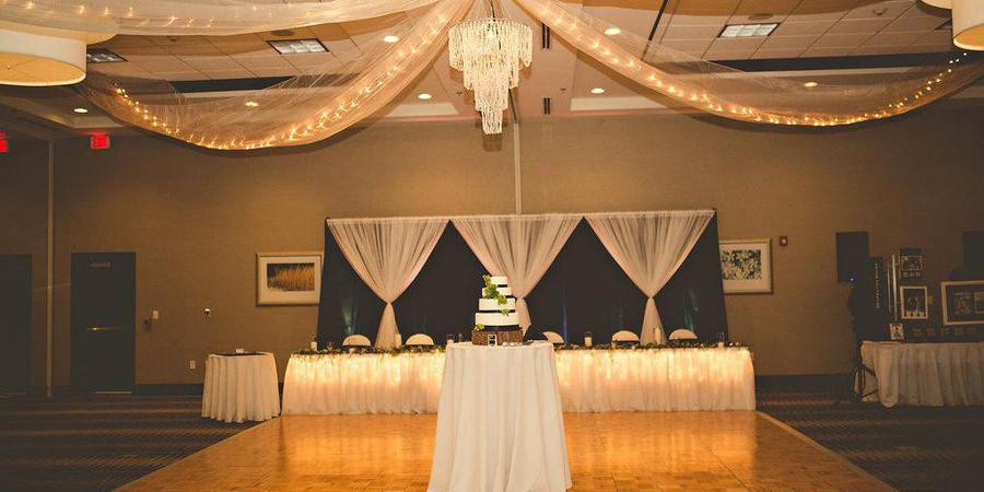 Hilton Garden Inn Findlay wedding Toledo