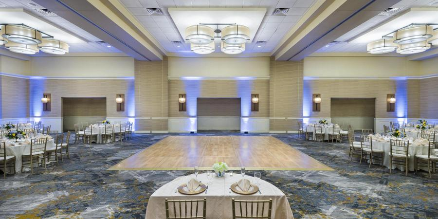 Wyndham Hamilton Park Hotel wedding North Jersey