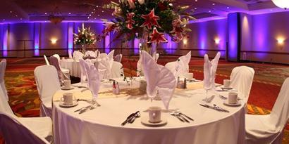 Mesquite Convention Center wedding Dallas