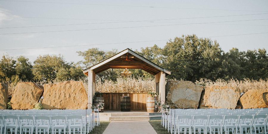 Berry Acres wedding Kansas City