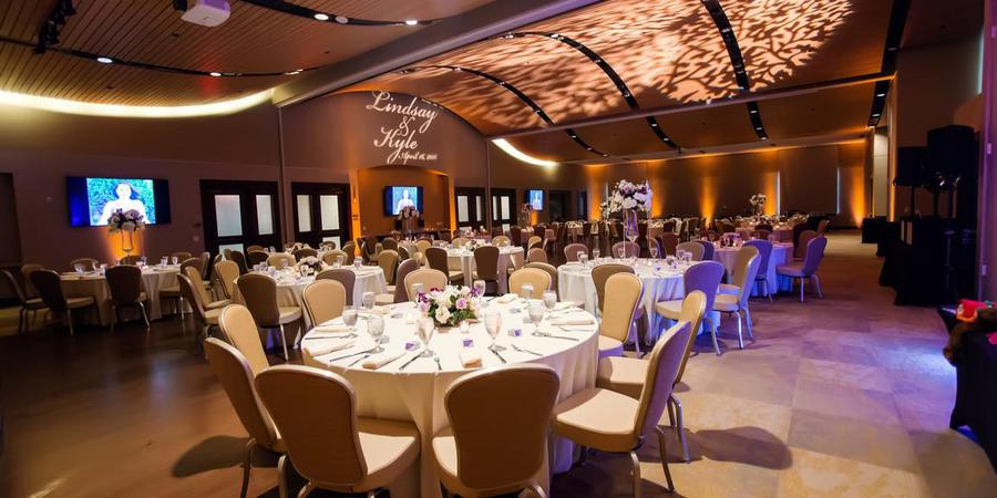 Legends Hall at The Marq Southlake wedding Dallas