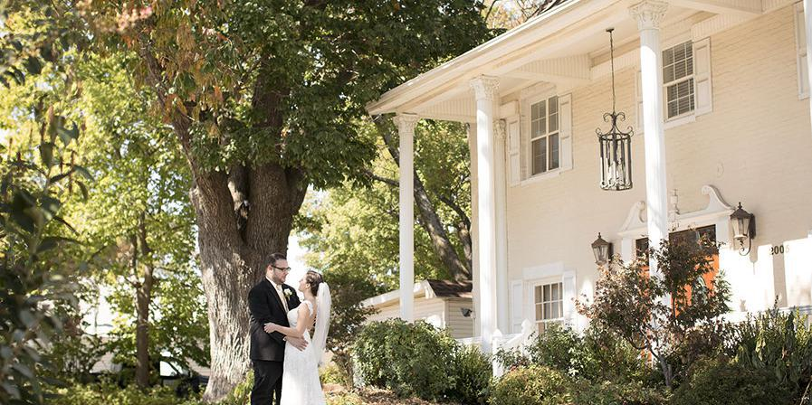 Avondale Chapel & Gardens wedding Arkansas