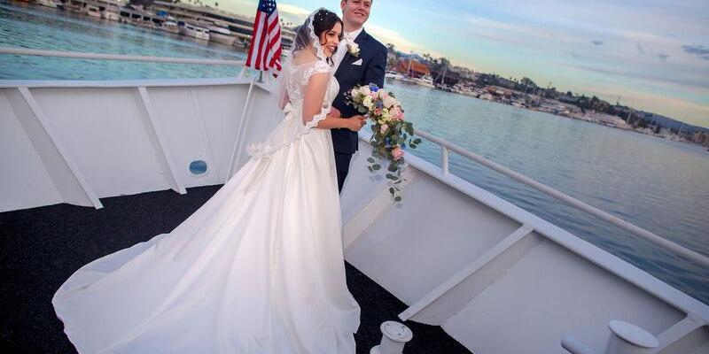 Electra Cruises wedding Orange County