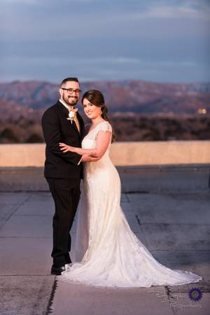 Sheraton Albuquerque Uptown wedding New Mexico