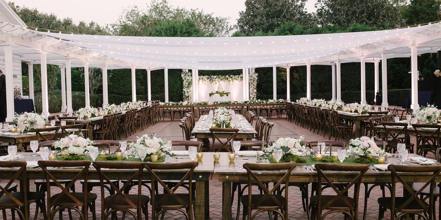 Cypress Grove Estate House wedding Orlando