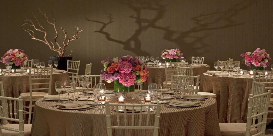 W Boston Hotel wedding Boston