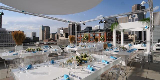 Hyatt Regency Denver at Colorado Convention Center wedding Denver