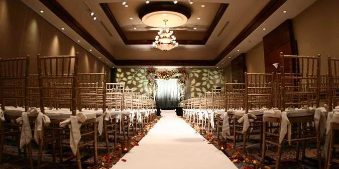 Hilton Woodland Hills wedding Los Angeles