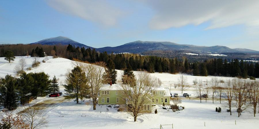 Stepping Stone Spa and Bed & Breakfast wedding Vermont