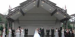 Maag Outdoor Arts Theatre wedding Cleveland