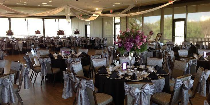 Phillips Event Center & City Course at PEC wedding Houston