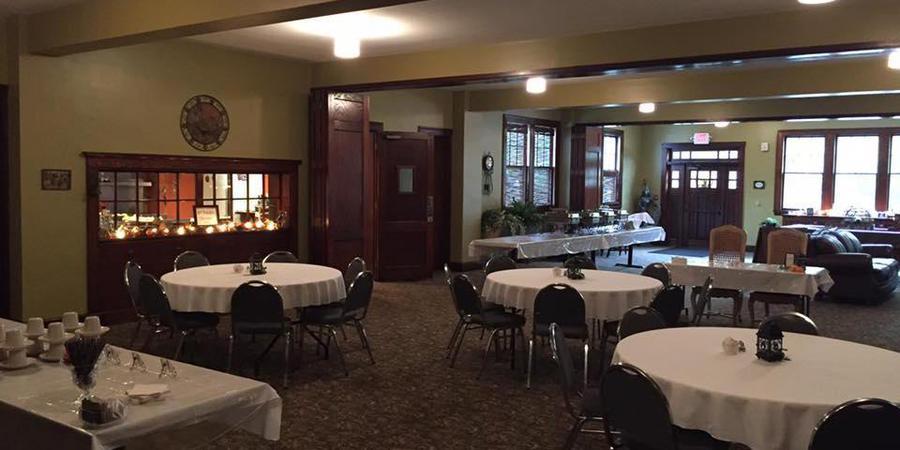 49 Franklin Reception Hall wedding Maine