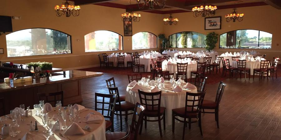 El Rio Golf Club wedding Western Arizona