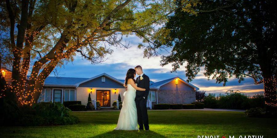 The Essex Room wedding North Shore