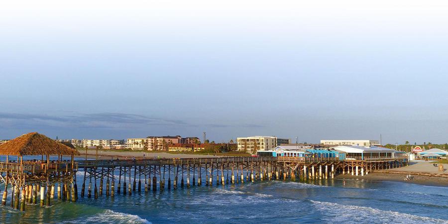 Cocoa Beach Pier Venue