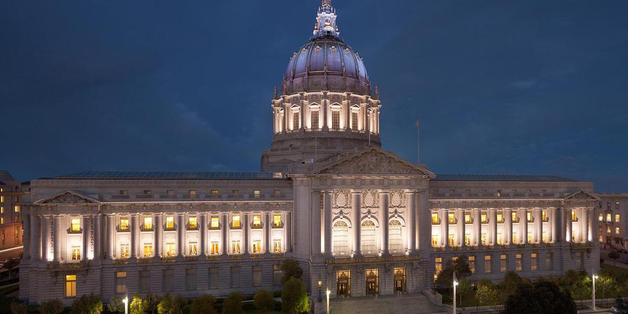 SF City Hall wedding San Francisco