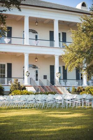 Biloxi Visitor's Center wedding Mississippi