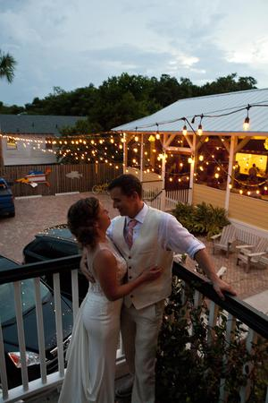Beachview Bed & Breakfast wedding Savannah