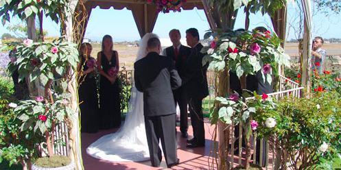 94th Aero Squadron Restaurant wedding San Diego