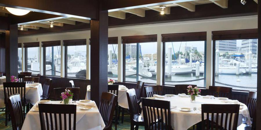 Landry's Seafood House - Corpus Christi wedding Corpus Christi