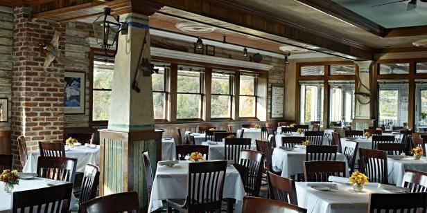 Landry's Seafood House - Branson wedding Springfield
