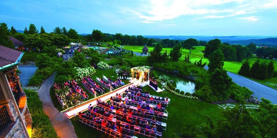 Crystal Springs Resort wedding North Jersey