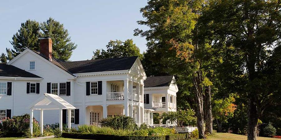 The White House Inn wedding Vermont