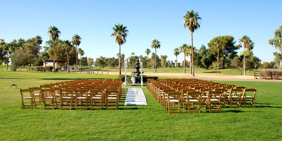 Francisco Grande Arizona Hotel & Golf Resort wedding Phoenix/Scottsdale