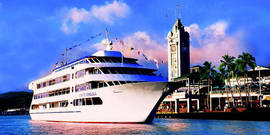 Star of Honolulu Cruises & Events wedding Honolulu