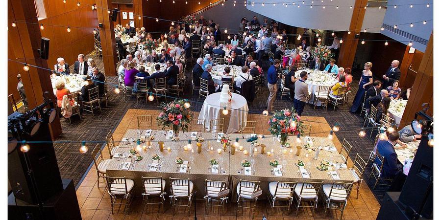 Wick Alumni Center wedding Nebraska