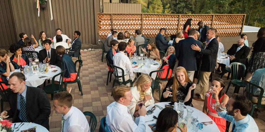 Alta Lodge wedding Salt Lake City
