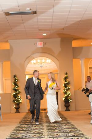 Parkway Place wedding Toledo