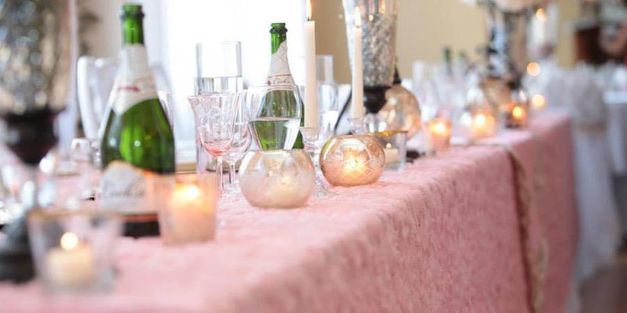 Stearns Hotel Grand Ballroom wedding Traverse City