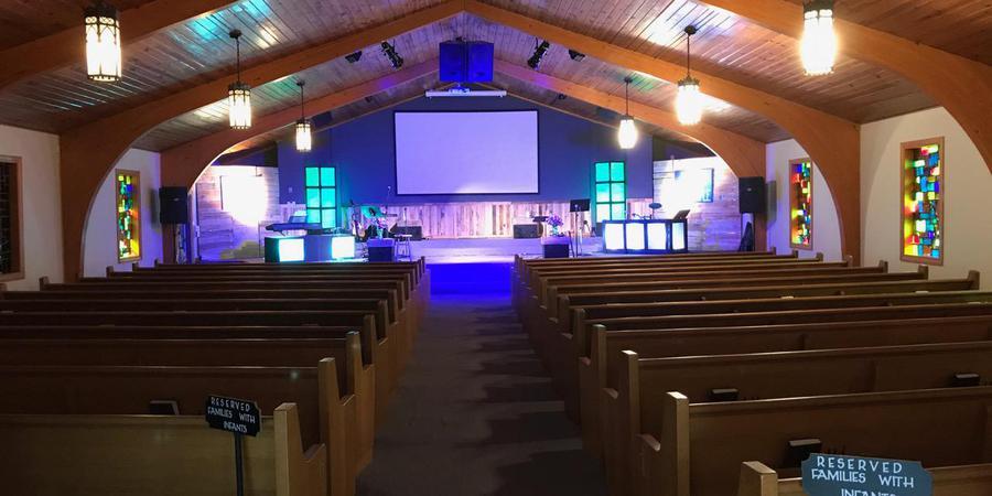 Turningpoint Church wedding Cincinnati